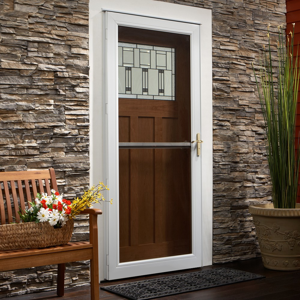 Storm Door Construction - Door Services Manchester, New Hampshire